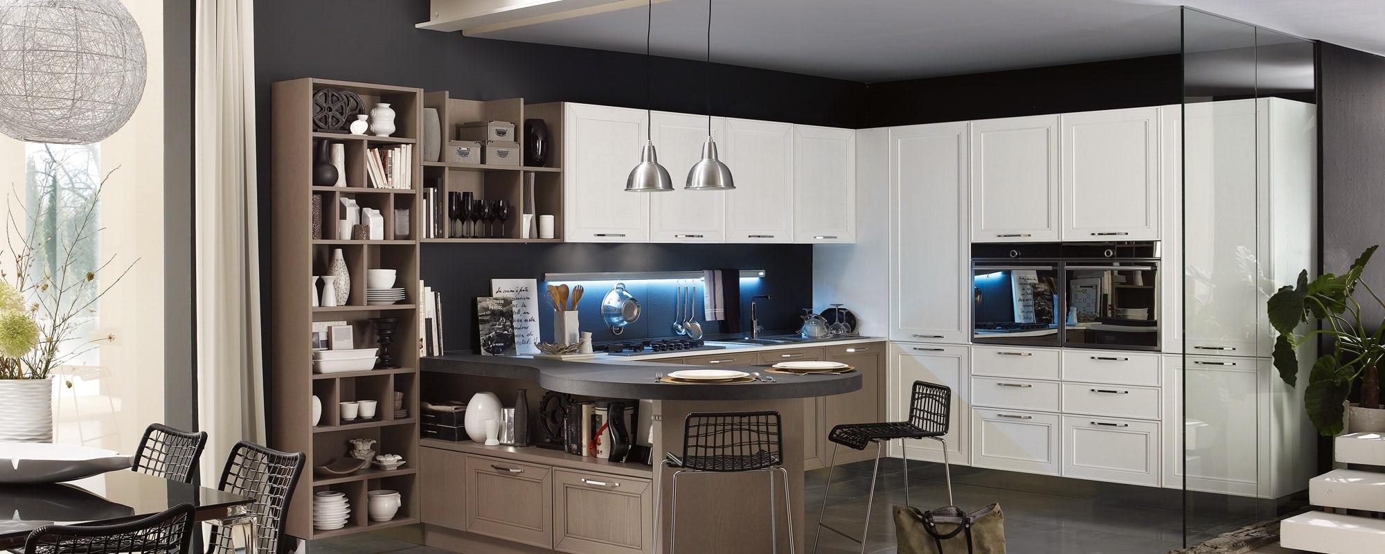 Stosa Cucine | Zetadesign - Arredamento Brescia - Mobili su misura